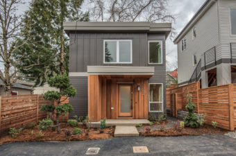 Detached ADU Portland Everett Homes
