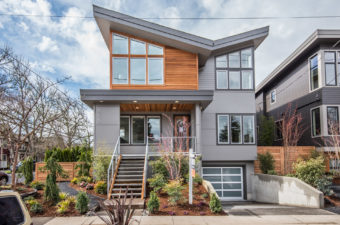 Modern Homes - Everett Custom Homes